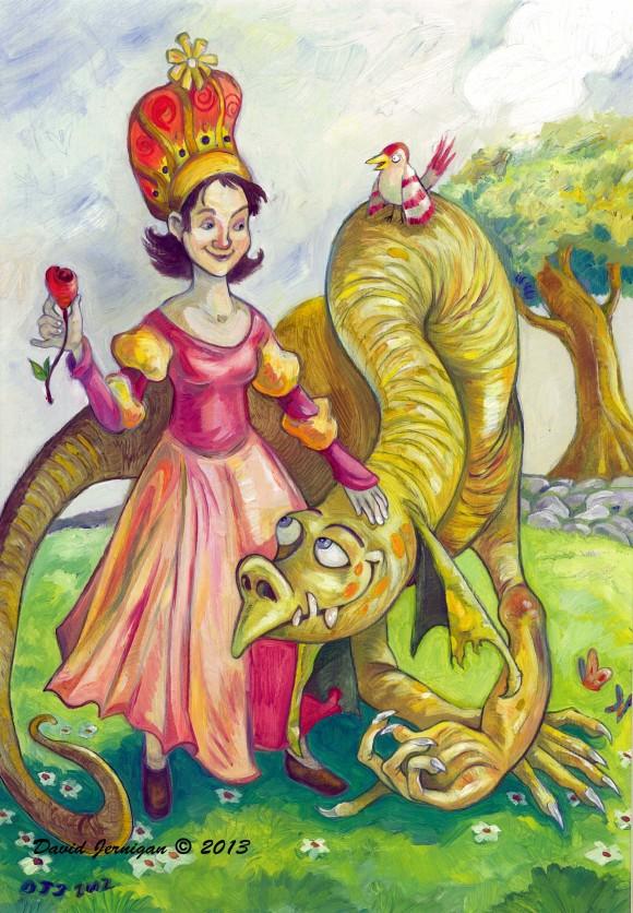 Princessanddragon2