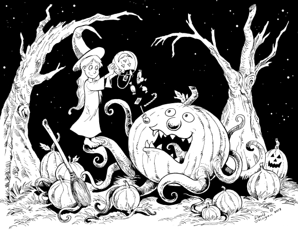 pumpkinpatchmonster