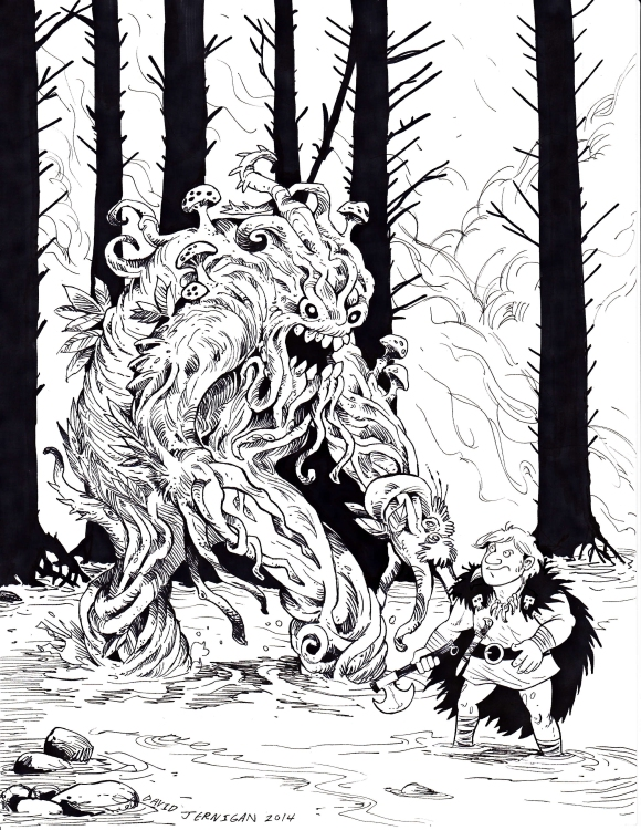 shambling mound copy