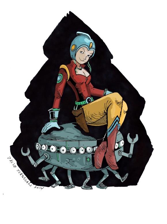 Robotwoman
