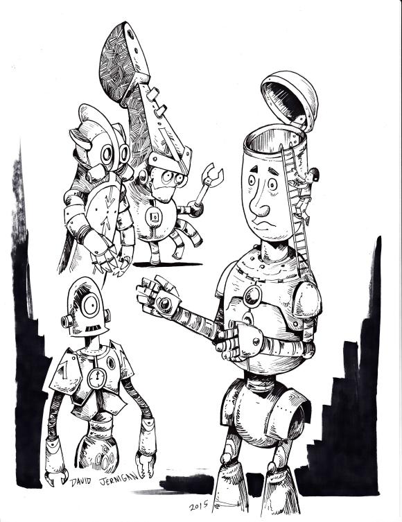 Robotsandmorerobots