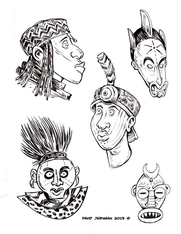 Africanmasks